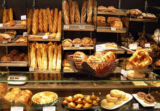 les français et le pain