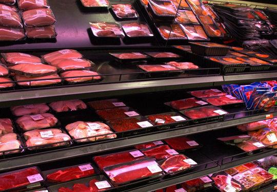 étiquetage viande